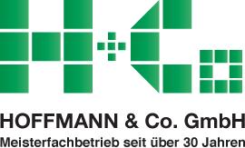 Hoffmann & Co. GmbH – Fliesen, Saarland Logo
